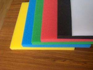 Renkli Sünger Kesim
